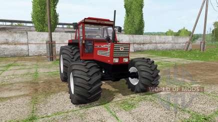 Fiatagri 140-90 Turbo DT v1.7 für Farming Simulator 2017