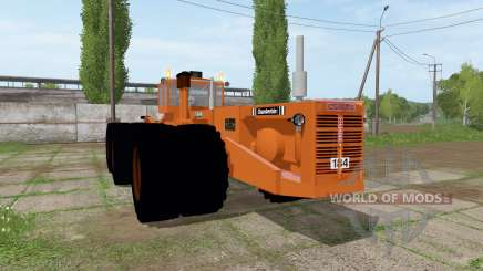 Chamberlain Type60 pour Farming Simulator 2017