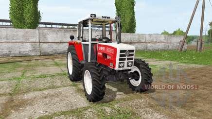 Steyr 8080 Turbo SK1 v2.0 pour Farming Simulator 2017