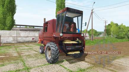 Bizon Z056 pour Farming Simulator 2017