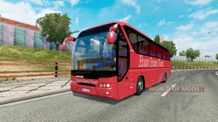 Bus traffic v1.4 pour Euro Truck Simulator 2