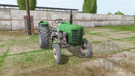 URSUS C-4011 v1.1 pour Farming Simulator 2017