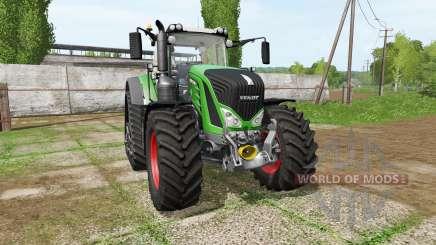 Fendt 933 Vario v1.3 pour Farming Simulator 2017