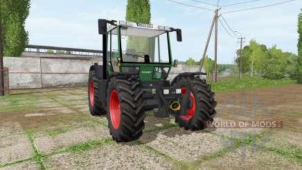 Fendt Xylon 524 v1.1 für Farming Simulator 2017