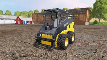 John Deere 320E für Farming Simulator 2015