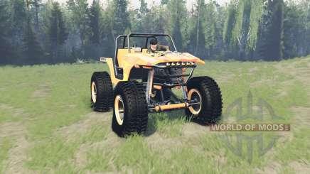 Suzuki LJ80 rock crawler pour Spin Tires