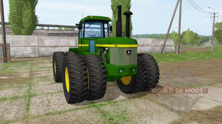 John Deere 8630 für Farming Simulator 2017