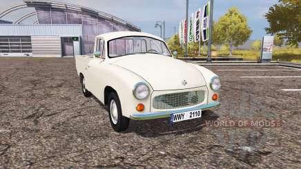 FSM Syrena R20 1981 für Farming Simulator 2013