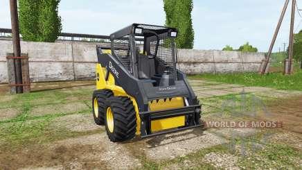 John Deere 320E für Farming Simulator 2017