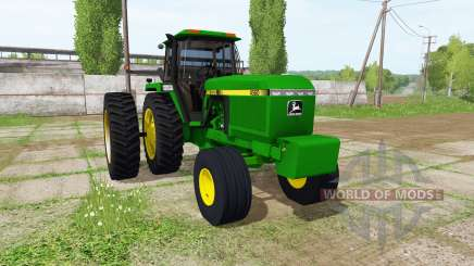 John Deere 4560 pour Farming Simulator 2017