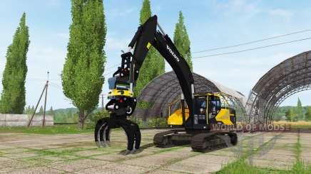 Volvo EC300E pour Farming Simulator 2017