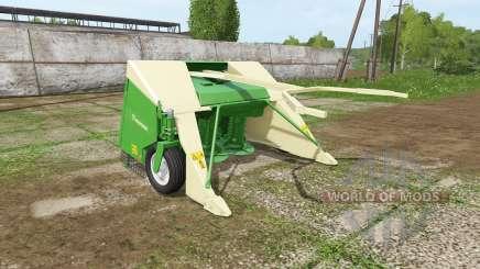 Krone 130FB v1.1.0.1 pour Farming Simulator 2017