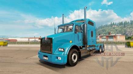 Kenworth T800 v2.3 für Euro Truck Simulator 2