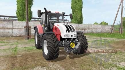 Steyr 6165 CVT pour Farming Simulator 2017