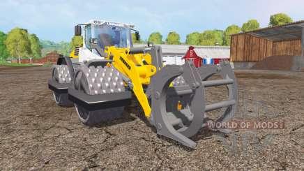 Liebherr L576 special sillage pour Farming Simulator 2015