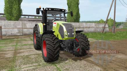 CLAAS Axion 810 v3.0 für Farming Simulator 2017