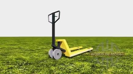 Transpallet für Farming Simulator 2017