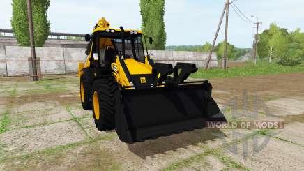 JCB 4CX ECO pour Farming Simulator 2017