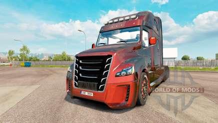 Freightliner Inspiration v3.0 pour Euro Truck Simulator 2
