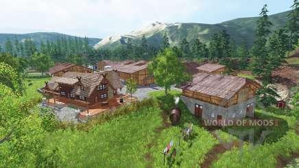 Ulsteinvik v1.5 pour Farming Simulator 2015