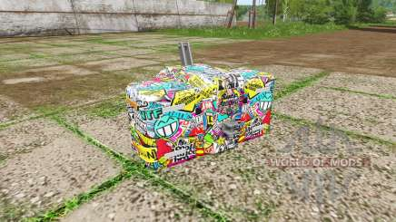 Suer SB stickerbomb für Farming Simulator 2017