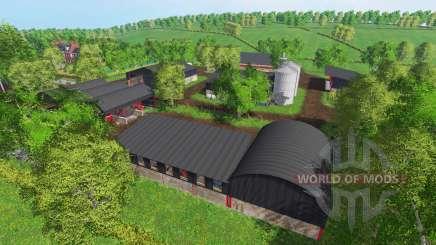 Manor farm pour Farming Simulator 2015