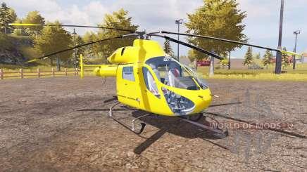 McDonnell Douglas MD900 für Farming Simulator 2013