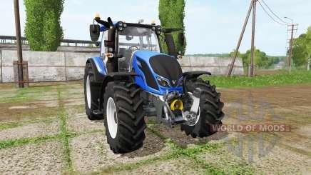 Valtra N154e v1.0.1 pour Farming Simulator 2017