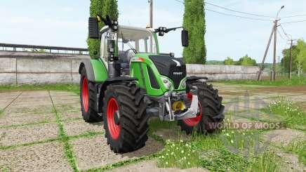 Fendt 718 Vario v1.1 pour Farming Simulator 2017