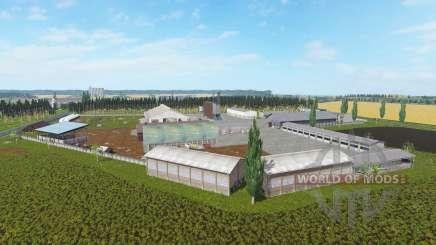 Agro Moravany v2.3 für Farming Simulator 2017