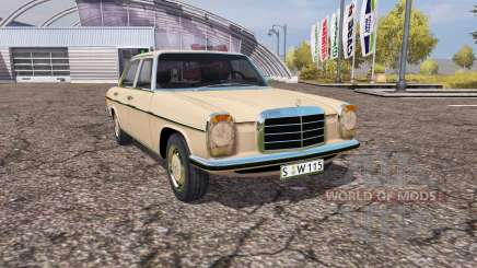 Mercedes Benz 200D (W115) für Farming Simulator 2013