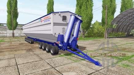 Walkabout 110T v1.1 pour Farming Simulator 2017