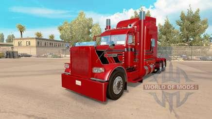 GP Custom skin pour le camion Peterbilt 389 pour American Truck Simulator