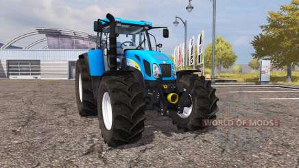 New Holland T7550 v2.0 pour Farming Simulator 2013