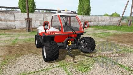 Reform Metrac H6 pour Farming Simulator 2017