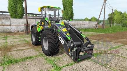JCB 435S camo edition v1.2 für Farming Simulator 2017