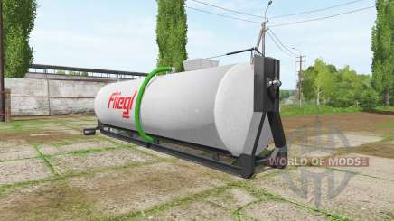 Fliegl hooklift v1.1 pour Farming Simulator 2017