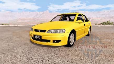 Opel Vectra (B) 2001 v1.1 pour BeamNG Drive