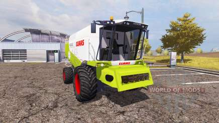 CLAAS Lexion 600 EuroTour v3.1 für Farming Simulator 2013