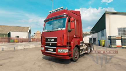 Sisu R500 v1.1.8 pour Euro Truck Simulator 2
