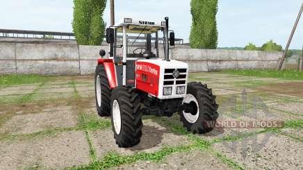 Steyr 8090A Turbo SK2 v2.5 pour Farming Simulator 2017