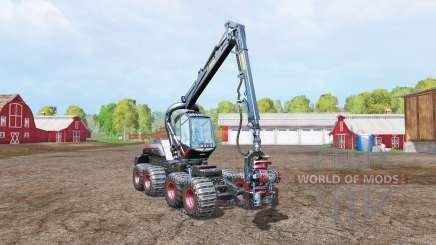 PONSSE Scorpion dyeable HDR pour Farming Simulator 2015