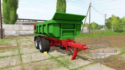 Hilken HI 2250 SMK für Farming Simulator 2017