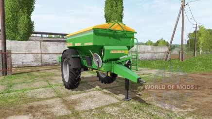 AMAZONE ZG-B 8200 für Farming Simulator 2017