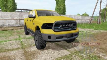Dodge Ram 1500 2010 pour Farming Simulator 2017