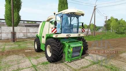 Krone BiG X 1100 special für Farming Simulator 2017