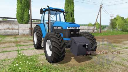 New Holland 8670 v0.9 pour Farming Simulator 2017