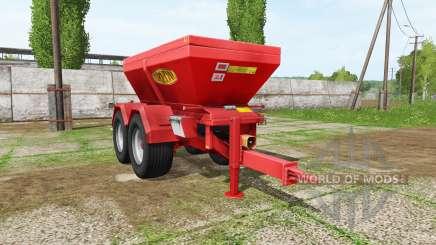 BREDAL K85 für Farming Simulator 2017