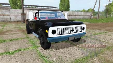 Chevrolet K10 1972 pour Farming Simulator 2017