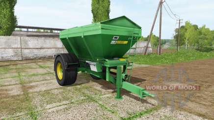 BREDAL Tornado für Farming Simulator 2017